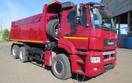 КАМАЗ-6520-21010-43 ЛЮКС