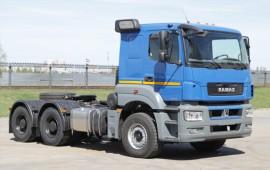 КАМАЗ-65806-002-Т5